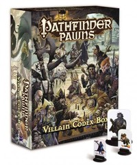 Villain Codex Box - Inc. Paizo (Game)