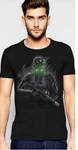 Star Wars Rogue One - Death Trooper Mens Black T-Shirt (Large)