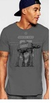 Star Wars Rogue One - Imperial Walker Mens Grey T-Shirt (Small) Cover