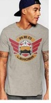 Star Wars Rogue One - Red Leader Mens Grey T-Shirt (Small)