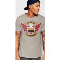 Star Wars Rogue One - Red Leader Mens Grey T-Shirt (XX-Large)