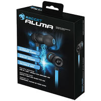 ROCCAT Aluma In-Ear Headset - Black/Blue