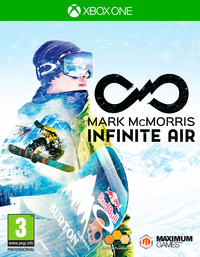 Mark McMorris Infinite Air (Xbox One) - Cover