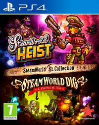 Steamworld Collection (PS4) - Cover