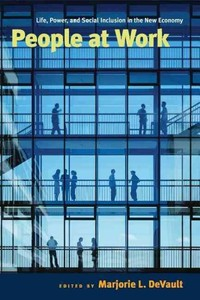 People at Work (Paperback) - Cover