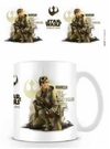 Star Wars Rogue One - Jyn Profile Mug Cover