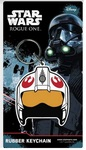 Star Wars Rogue One - Rebel Helmet Rubber Key Ring Cover