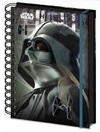 Star Wars Rogue One - Darth Vader A5 Notebook Cover