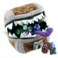 Ultra Pro - Dungeons & Dragons Mimic Gamer Pouch - Cover