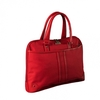 Black Corporate Rose 15.6 Inch Notebook Bag - Red