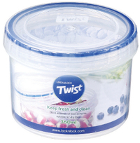 Lock & Lock - Twist Container (360ml) - Cover