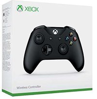 Microsoft Wireless Controller NEW 3.5mm Jack - Black (Xbox One) - Cover