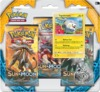 Pokémon Sun & Moon Three-Booster Blister