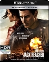 Jack Reacher - Never Go Back (Blu-ray)