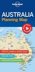 Lonely Planet Australia Planning Map - Lonely Planet (Sheet map, folded)