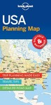 Lonely Planet USA Planning Map - Lonely Planet (Sheet map, folded)