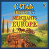 Catan Histories - Merchants of Europe (Board Game) Cover