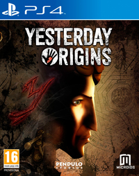 Yesterday Origins (PS4) - Cover