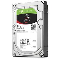 Seagate Ironwolf 8TB - 3.5 inch 7200rpm SATA 6GB/s Hard Drive