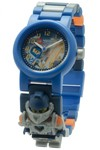 LEGO ClicTime - Lego Nexo Nights - Clay Minifigure Link Watch