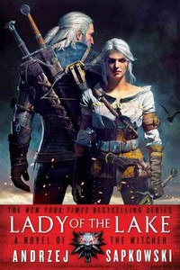 The Lady of the Lake - Andrzej Sapkowski (Paperback) - Cover