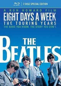 Beatles - Eight Days a Week - the Touring Years (Region A Blu-ray) - Cover