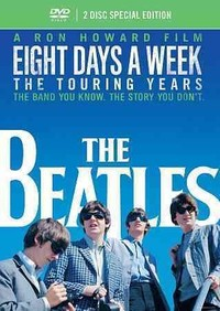 Beatles - Eight Days a Week - the Touring Years (Region 1 DVD) - Cover