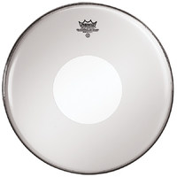 REMO CS-0213-00 13 Inch Controlled Sound Smooth Tom Batter Drum Head with White Dot - Cover