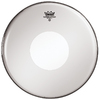 REMO CS-0213-00 13 Inch Controlled Sound Smooth Tom Batter Drum Head with White Dot