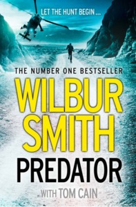 Predator - Wilbur Smith (Paperback) - Cover