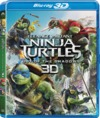 Teenage Mutant Ninja Turtles: Out of the Shadows (3D Blu-ray)