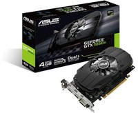 ASUS Phoenix nVidia GeForce GTX 1050Ti 4GB GDDR5 128Bit Graphics Card - Cover