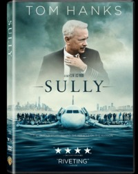 Sully (DVD) - Cover