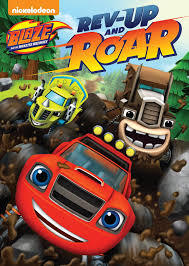 Blaze & the Monster Machines: Rev up & Roar (DVD)