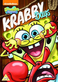 Spongebob Squarepants: Krabby Days (DVD)