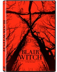 Blair Witch (DVD) - Cover
