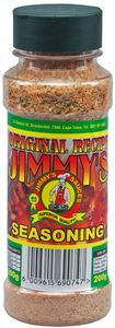 Jimmy's - 200g Seasoning - Cover