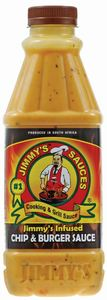 Jimmy's - 750ml Chip & Burger Sauce - Cover