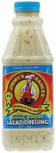 Jimmy's - 750ml Salad Dressing - Cover