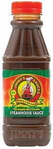 Jimmy's - 375ml Steakhouse Sauce - Cover