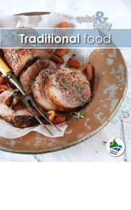 Quick and Tasty 6: Traditional Food - Riaan Bosch (Paperback) - Cover
