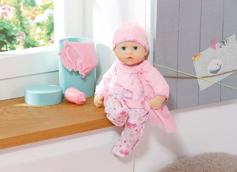 Baby Annabell - My First Baby Annabell I Care For You Doll ...