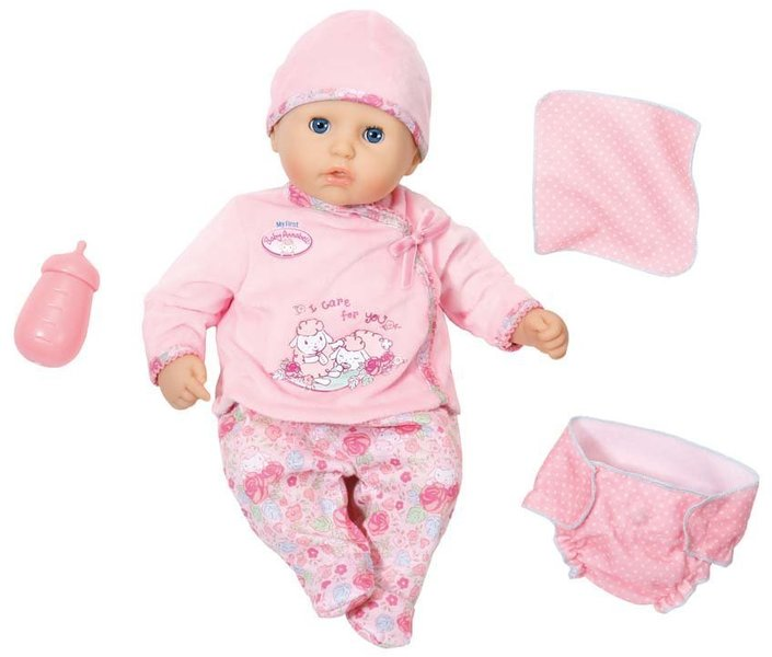 Baby Annabell My First Baby Annabell I Care For You Doll