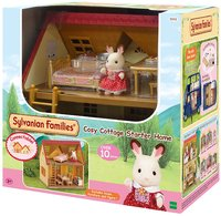 Sylvanian Families - Cozy Cottage Starter Home (Playset) - Cover