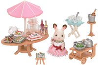Sylvanian Families - Seaside Birthday Party (Playset) - Cover