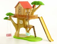 Sylvanian Families - Treehouse (Playset) - Cover