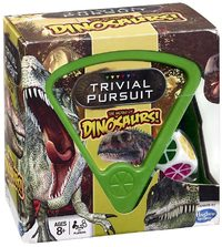 Trivial Pursuit - Dinosaurs - Cover