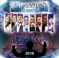 Various Artists - Classics Is Groot 2016 (CD) - Cover