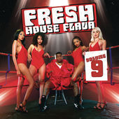 Various Artists - Fresh House Flava Vol.9 (CD) - Cover