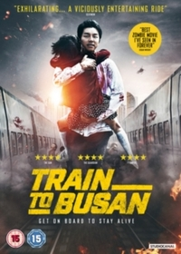 Train to Busan (DVD) - Cover